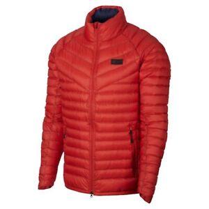 Nike Paris Saint Germain Down Filled Jacket Size XL AH7435-600 PSG