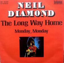 "7"" 1973 RARE ! NEIL DIAMOND : The Long Way Home /VG+?"