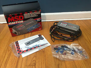 MSD Sport Compact Ignition Box SCI-L PN 6300 6320 In Box - Free Shipping