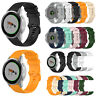 Für Garmin Vivoactive 4S/Vivomove 3S Smart Watch 18mm Armband Uhrenarmband Strap