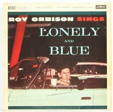Roy Orbison, Lonely And Blue  Vinyl Record *USED*