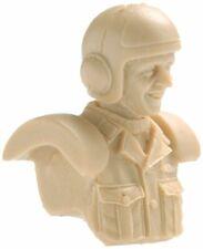 Brick Works Maschinen Kriegerstallar army male pilot bust B 1/20 scale resin