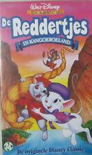 DE REDDERTJES - IN KANGOEROELAND - WALT DISNEY-VHS