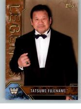 2017 WWE Legends Bronze #88 Tatsumi Fujinami