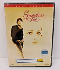 Somewhere in Time (DVD, 1998, Widescreen) Jane Seymour Christopher Reeve TORN**