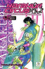 Karakuri Circus 1/12 completa Play Press manga