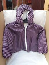 "Children's Waterproof Hooded Jacket/Coat - 3-4 Years 24"" Chest - Brand New"