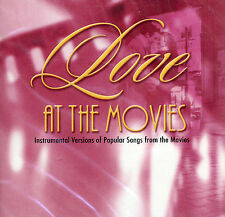 Love At The Movies - Instrumentals     *** BRAND NEW CD ***