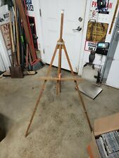 Vintage Wood Artist Easel Harris Free Shipping!