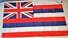 New listing Hawaii State Banner Hawaiian Traditional Flag Size 3' x 5'