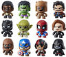 HASBRO MIGHTY MUGGS FIGURES - STAR WARS, MARVEL, BLACK PANTHER NEW