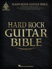 Hard Rock Guitar Bible Tab RV 2nd Edition