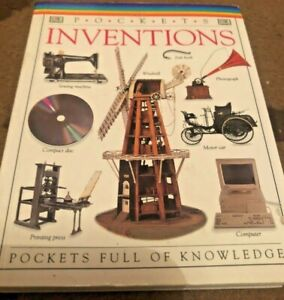 Dorling Kindersley Pockets -Inventions (DK Pocket Guide), Used,V.Good, Paperback