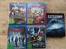 40 Filme DVD Sammlung Collection Movies Musik Reise Blue Rays Collectors Gut