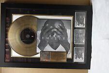 RIAA Gold Sales Award kem kemistry
