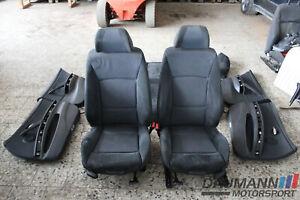 ALCANTARA AUSSTATTUNG Original + BMW 3er E90 + Sportsitze  schwarz M-Paket