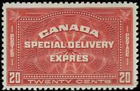 VEGAS - 1930 Canada - Sc# E4 - Special Delivery Express - MH OG - (FB37)