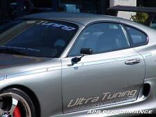 APR Performance Carbon Fiber Formula GT3 Mirrors Pair Toyota Supra 93-98 MK4 New