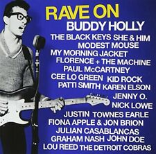 Various Artists - Rave On Buddy Holly - Various Artists CD XYVG The Cheap Fast