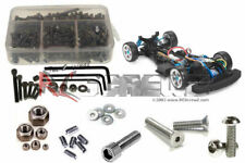 RCScrewZ Tamiya FF-03 Pro Stainless Steel Screw Kit - tam136
