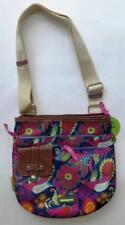 Lily Bloom Recycled Fashion Cross Body Bag Purse Adjustable Shoulder Strap New