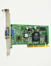Micron AGP NVIDIA Vanta RIVA TNT2 64 VGA Video Graphics Card 10004384 VCD001472