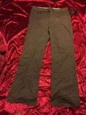 BNWT GORGEOUS AUTHENTIC ZARA DESIGNER WOMENS PANTS 👖WOOL
