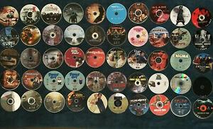 Dvd Bulk Listing Discs Only Choose From Menu Horror Thriller Acton Sci-Fi Drama