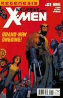 Wolverine and The X-Men #1 (2011) Marvel Comics