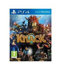 """Juego Sony PS4 """"knack"""""""