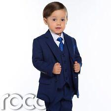 Baby Boys Blue Suit, Slim Fit Suit, Baby Suits, Blue Suits, Page Boy Suit
