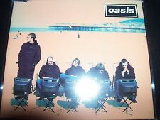 Oasis Roll With It UK Picture Disc CD Single – Like New