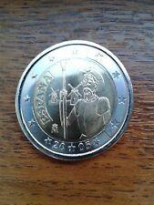 """pièce neuve espagne 2 euros 2005 """"don quijote"""""""