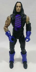 "2013 Mattel WWE Elite Flashback Series 23 Action Figure 8"" Incomplete GUC"