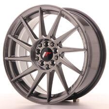 Japan Racing Wheels Cerchi in Lega JR22 17x7 ET35 5x100/114 Hiper Black