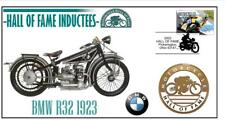 BMW MOTORCYCLE HALL OF FAME COVER, 1923 R32