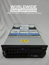 IBM 9113-550 1.65GHz 4-way POWER5 Processor, 16GB Memory,146.8GB HD w/ Rail Kit