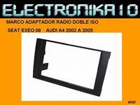 Marco Montaje Radio 2DIN Audi A-4 B6/B7/8L/8H -2007-2008 / Seat Exeo 2008-2013