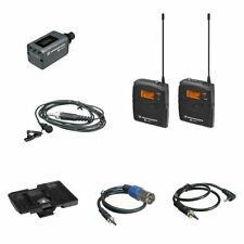 Sennheiser EW 100 ENG G3 UHF Wireless Mic System for Audio Video Camera