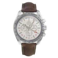 Relojes de pulsera automático OMEGA de acero inoxidable