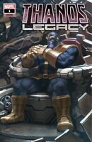 Thanos Legacy 1 Marvel 2018 NM Skan Srisuwan Trade Variant Donny Cates