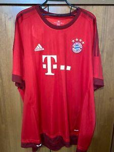 Adidas Bayern Munich Home Football Shirt Jersey Mens Size 3XL Germany
