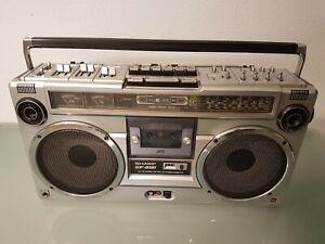 Radio vintage Sharp GF-9191 boombox ghettoblaster