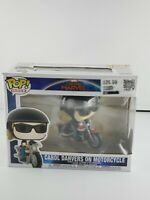 Funko POP! Ride Marvel: Captain Marvel - Carol Danvers on Motorcycle Toy, Multic