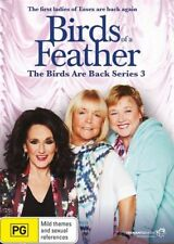 Birds Of A Feather - The Birds Are Back : Series 3 (DVD, 2016) (D116/D172)