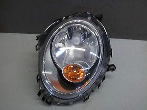 2007-2012 Mini Cooper Hatchback Driver Side Halogen Headlight