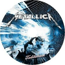 METALLICA BASS & GUITAR TAB TABLATURE CD BEST OF GREATEST ROCK HITS METAL TRASH