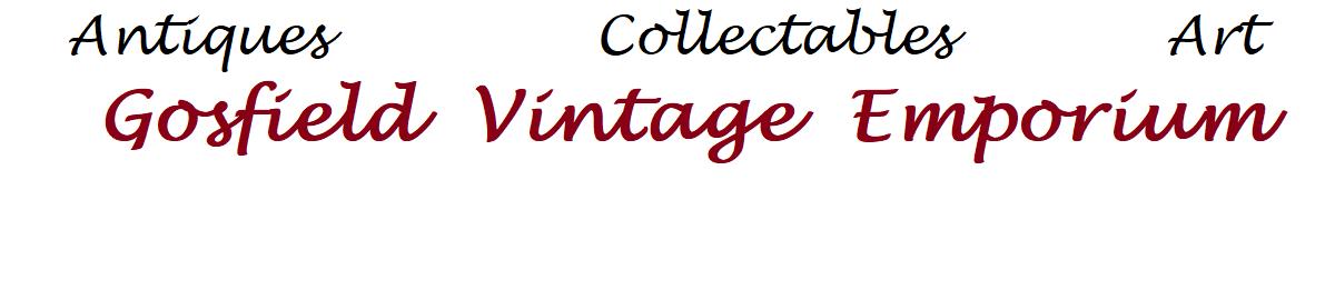 Gosfield Vintage Emporium