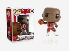 NBA Bulls Michael Jordan Basketball Chicago Bulls Pop! Vinyl Action Figure