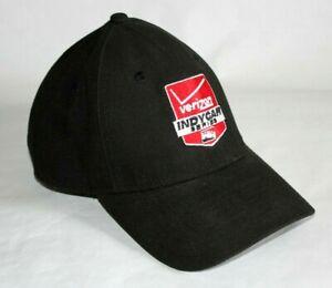 New Era 9Forty Verizon Indy Car Racing Series Adjustable Cap, Hat, Black